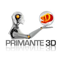 logo primate 3D